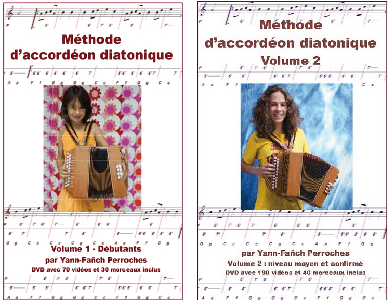 méthode d'accordéon diatonique