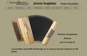 accordéon essouflé
