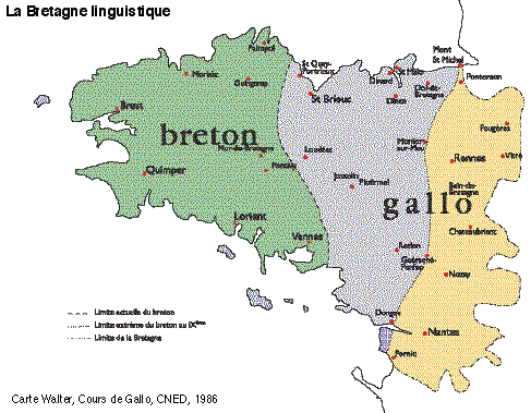 carte de bretagne linguistique