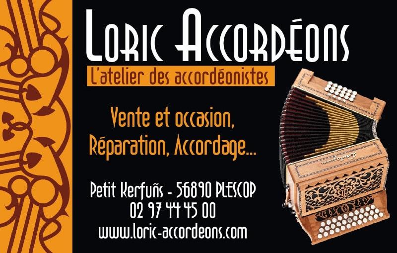 Entretien de l'accordéon
