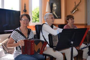 Stage accordéon 2016