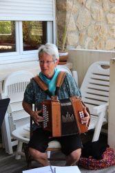Stage d'accordéon